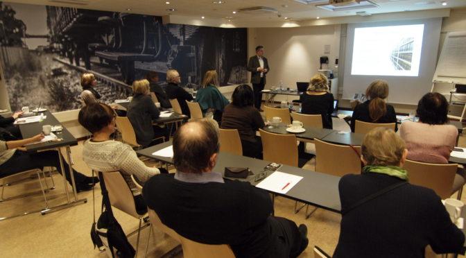 Tiedonhallintasuunnitelman laatiminen -workshop