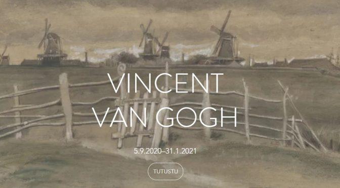 Opastettu kierros van Gogh -näyttelyyn